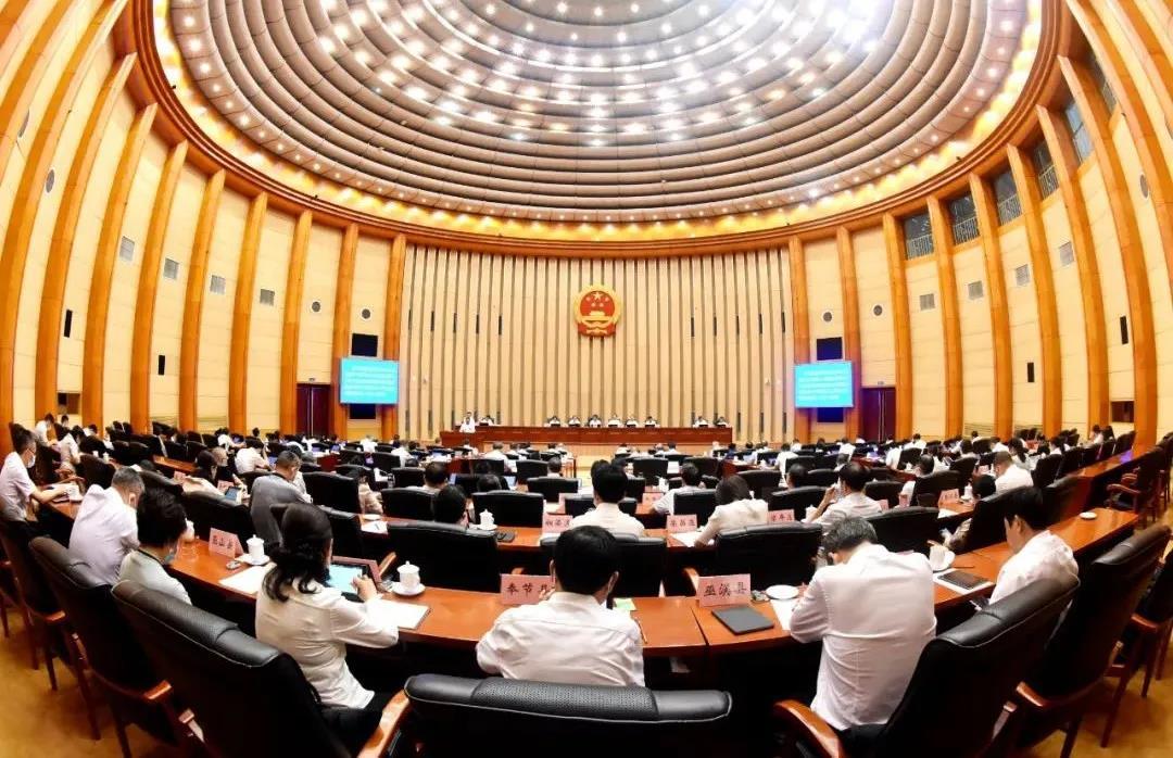 重庆市五届人大常委会第二十八次会议召开